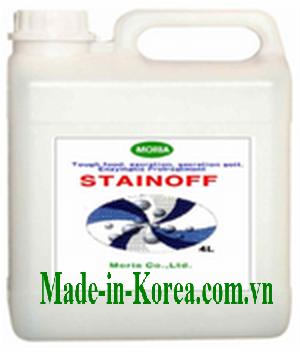 Hóa chất tẩy trắng quần áo korea
