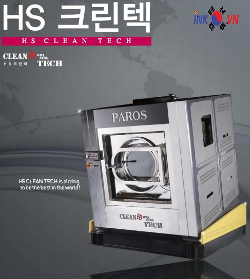 Máy giặt Hàn Quốc nhập khẩu chính hãng