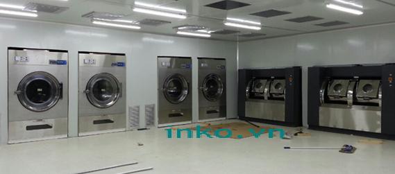 Máy giặt phòng sạch Cleantech 70kg