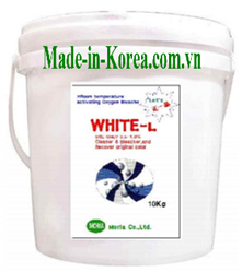 Chemical whitening Korea