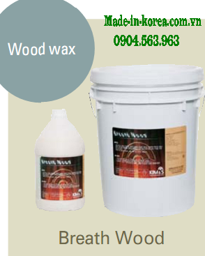 Floor polish breath Wood wax