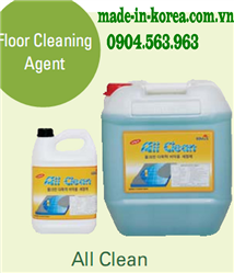 Floor Cleaning Agent ALL CLEAN