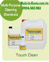 Multi-Purpose Cleaning Chemicals TOUCH CLEAN