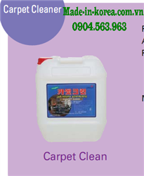 Carpet Cleaner Carpet Clean