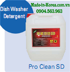 Dish Washer Detergent PRO CLEAN SD