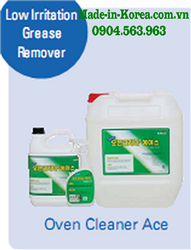 Low Irritation Grease Remover Oven Cleaner Ace