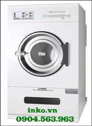 Tumble dryer Bossong-e heavy duty 80 kg machine