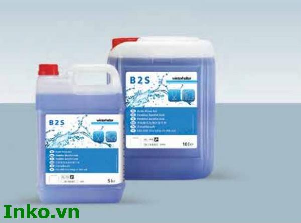 Hóa chất rửa bát đĩa chuyên dụng B2S